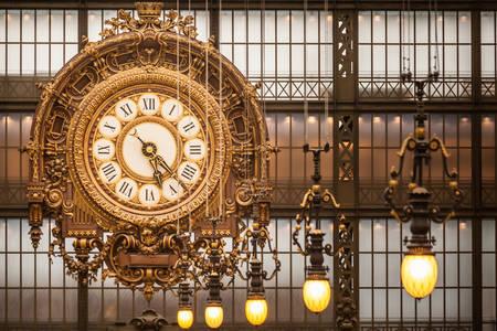Zegar w muzeum