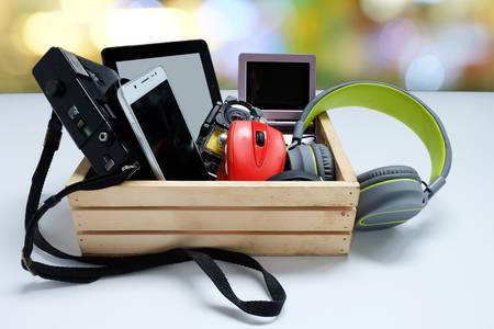 Gadget elettronici vari
