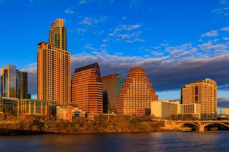 Rascacielos en Austin