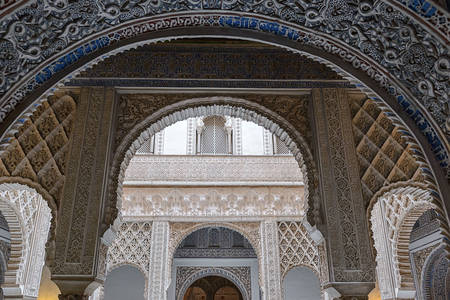 Seville Alcazar architecture