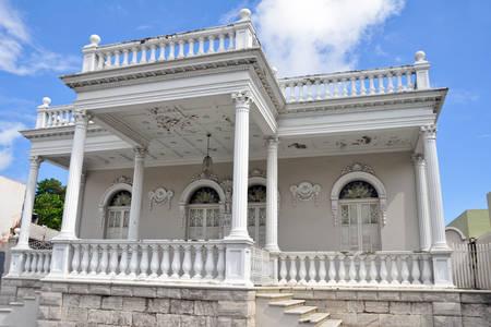 Arquitectura de casas en Ponce