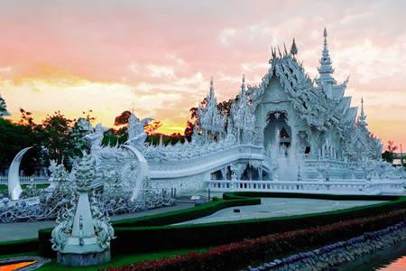 Bijeli hram Wat Rong Khun