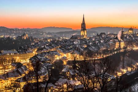 Berna da noite