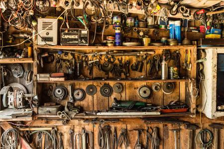 Stari radni alat