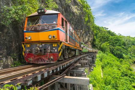 Calea ferată Thai-Birmania