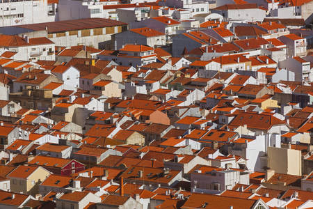 Roofs of Nazare