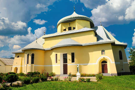 Biserica Sf. Nicolae din Vizhnitsa