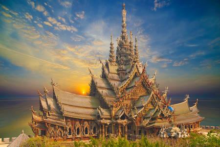 Sanctuary, Thailand