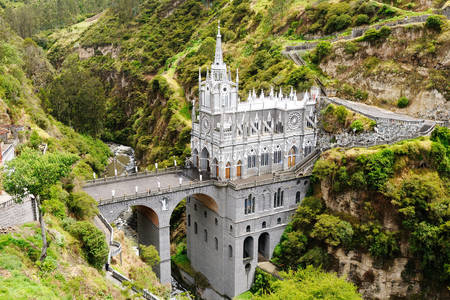 Church Las Lajas
