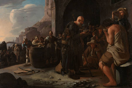 Michael Sweerts: Soif