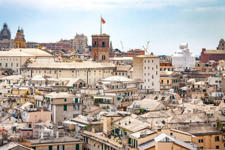 Genoa arhitektura