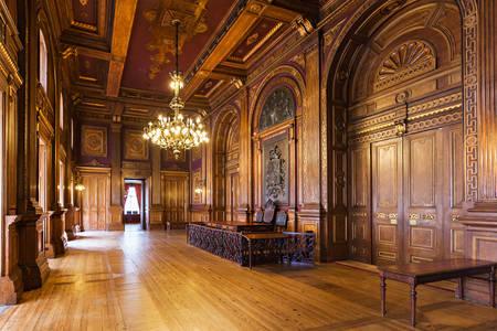 Stock Exchange Palace Interior