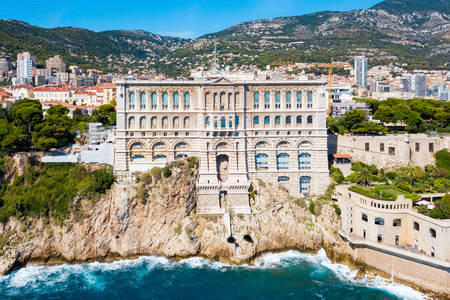 Museum of Marine Science in Monaco