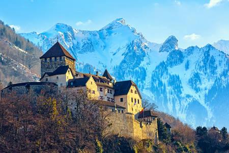 Замъкът Вадуц