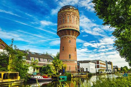 Víztorony Utrechtben