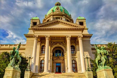 Національна асамблея Сербії