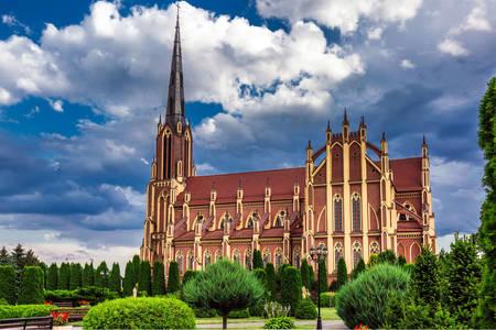 Chiesa della Santissima Trinità in Gerviaty