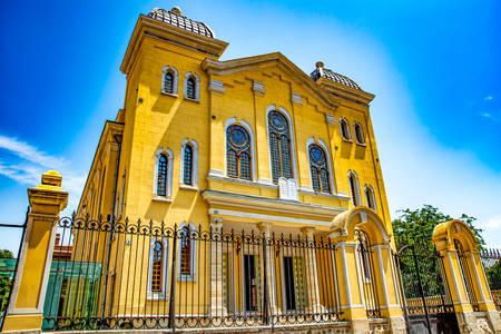 Grande Synagogue Edirne