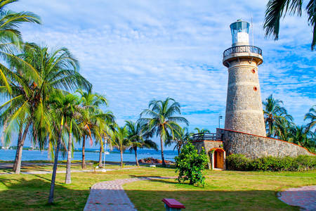 Cartagena Lighthouse
