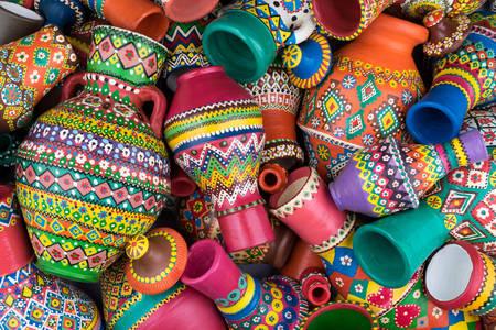 Керамические вазы ручной работы