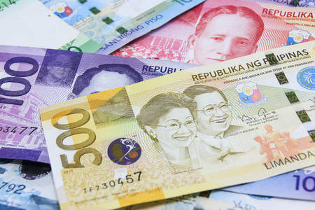 Philippinische Pesos