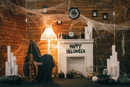 Хелоуин фотозона