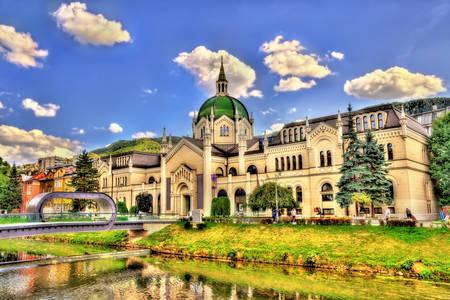 Academie voor Schone Kunsten Sarajevo