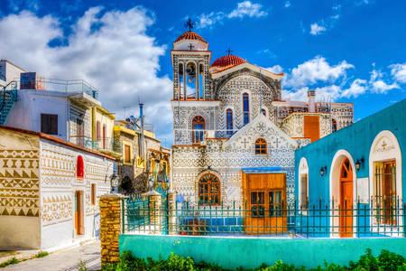 Igreja da Virgem em Pyrgi