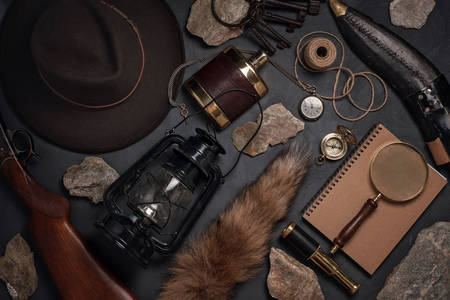 Wild West Items