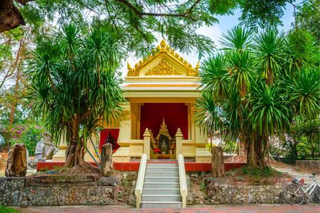 Tempel in Pattaya