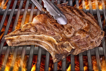 Stek z grilla