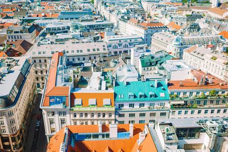 Střechy Vídně
