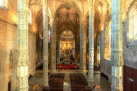 Монастир Єрунімос