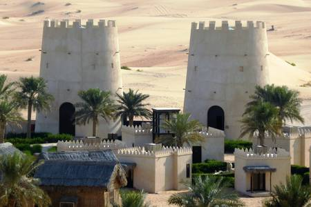 Desert Towers
