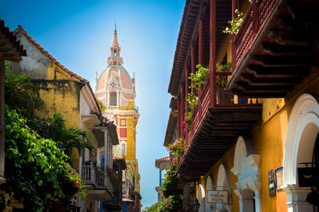 Romantic Cartagena