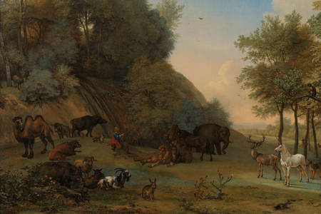 "Paulus Potter: ""Orpheus and the Animals"""