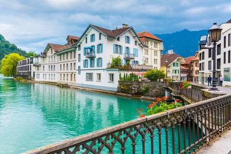 Interlaken town