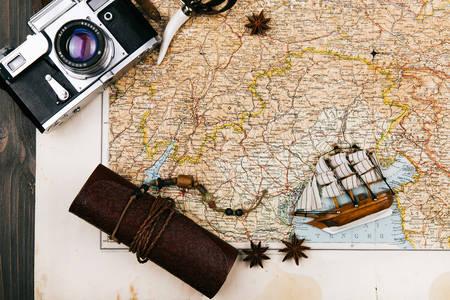 Pregătirea călătoriei