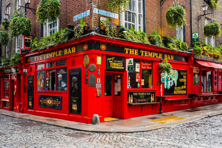 Temple Bar u Dablinu