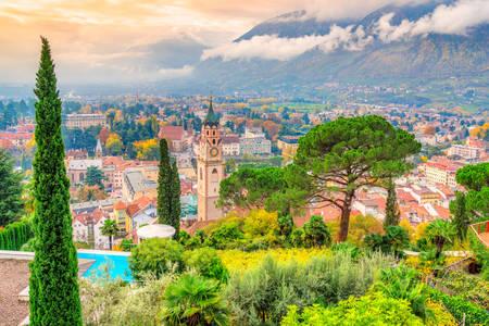 Panorama Merano