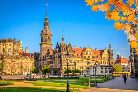 Kathedraal van de Drievuldigheid van Dresden