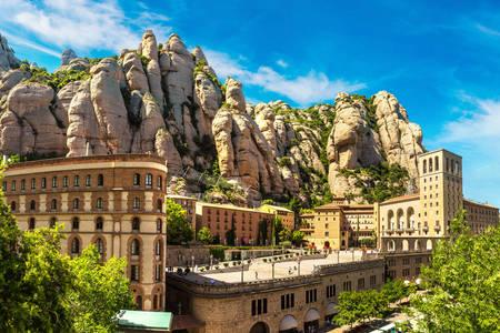 Samostan Montserrat