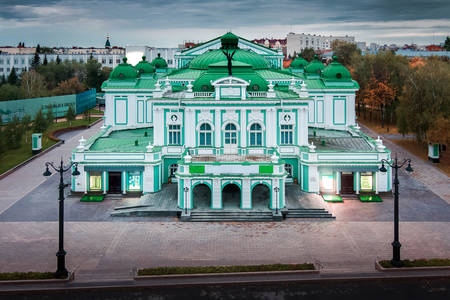 Omsk Academic Drama Theater