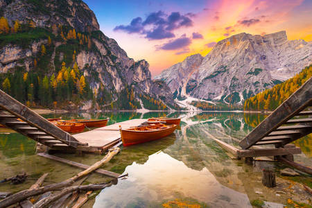 Bries jezero