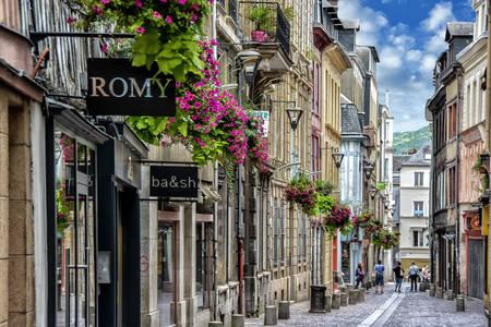 Улиците на Руан
