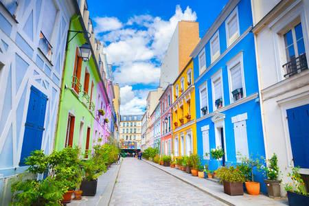 Вулиця Кремйо в Парижі