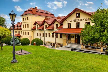 Casa dos peregrinos em Kalvarya-Zebrzydowska