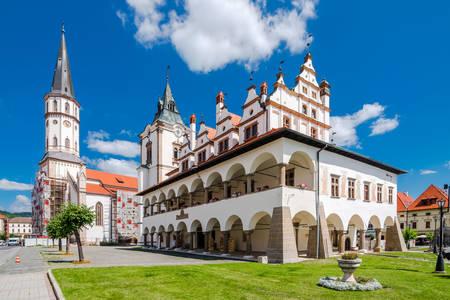 Stará radnica Levoča