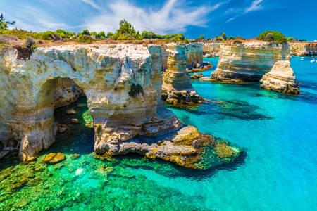 Παραλία Torre Sant Andrea