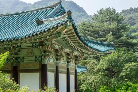 Pohyonsa Temple
